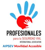 Logo AIPSEV Movilidad Accesible VER
